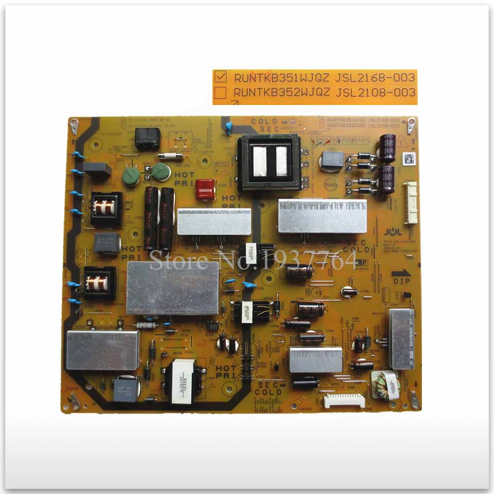 все цены на 100% new Original LCD-48S3A 55S3A power board RUNTKB351WJQZ JSL2168-003 Tested Working