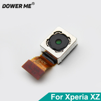 Dower Me Original New Back Camera Flex Cable For Sony Xperia XZ F8332 Big Rear Camera