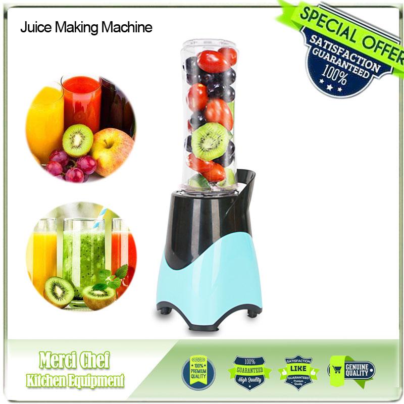 2017 New Arrival 220V Household Juicer Juice Making Machine 600ml Juice Extractor glantop 2l smoothie blender fruit juice mixer juicer high performance pro commercial glthsg2029
