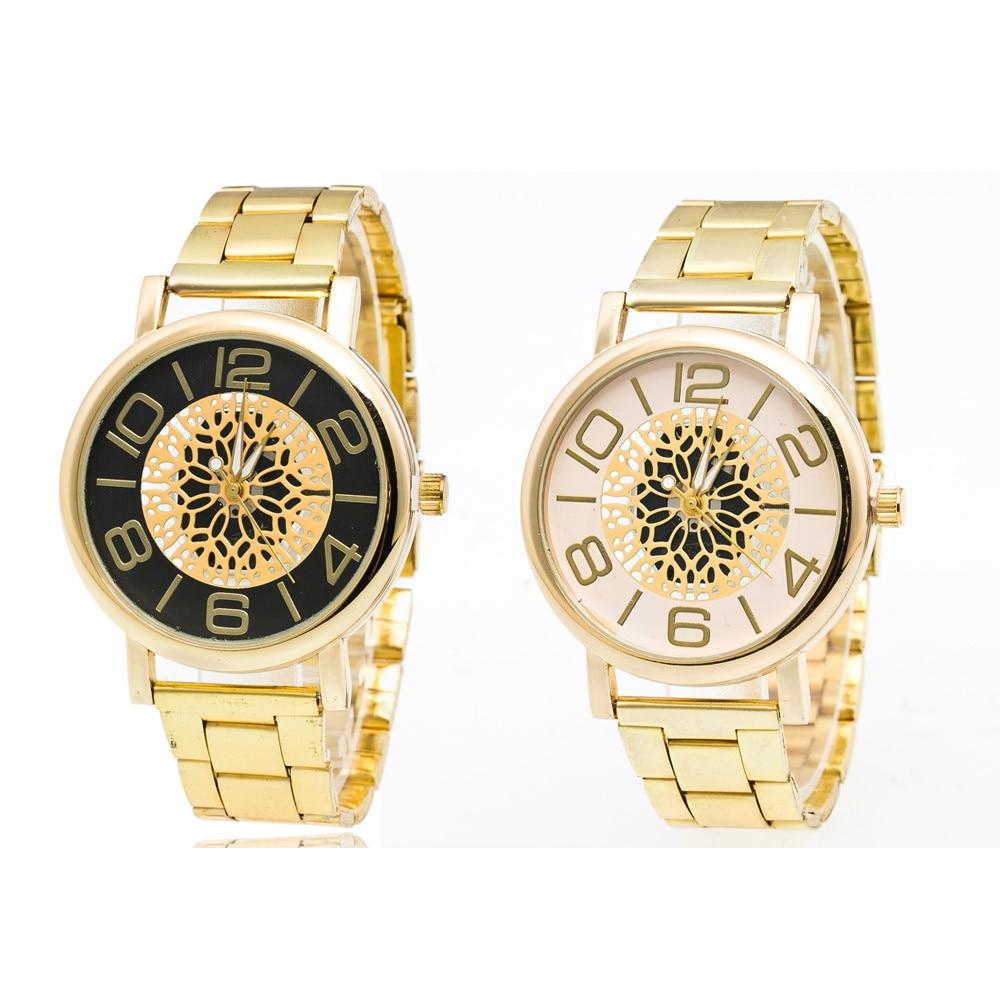 2020 New Gold Watch Men Famous Top Brand Luxury Quartz Wrist Watches Men Golden Clock Hours Male Quartz-Watch Relogio Masculino