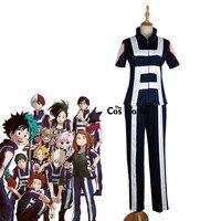 Boku No Hero Academia My Hero Academia All Roles Gym Suit High School Uniform Sports Wear