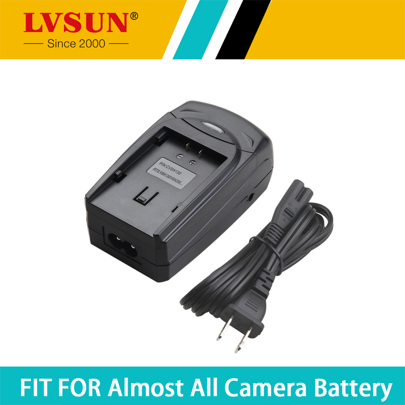 LVSUN VW-VBN130 VW-VBN260 VW-VBN390 VW VBN130 VBN260 VBN390 Battery Charger For Panasonic HC X920M HS900 SD900 TM900 SD800