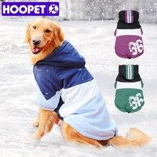 HOOPET одежда для домашних животных зимняя теплая одежда для маленьких собак Комбинезоны Чихуахуа костюмы куртка товары для домашних животных