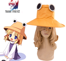Free Shipping Touhou Project Moriya Suwako Frog Hat Anime Cosplay Accessories