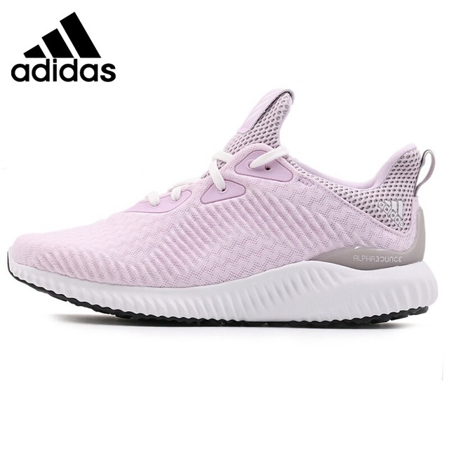 new arrivals e96f4 bc618 US $155.8 |Original New Arrival 2018 Adidas alphabounce 1 Women's Running  Shoes Sneakers-in Running Shoes from Sports & Entertainment on ...