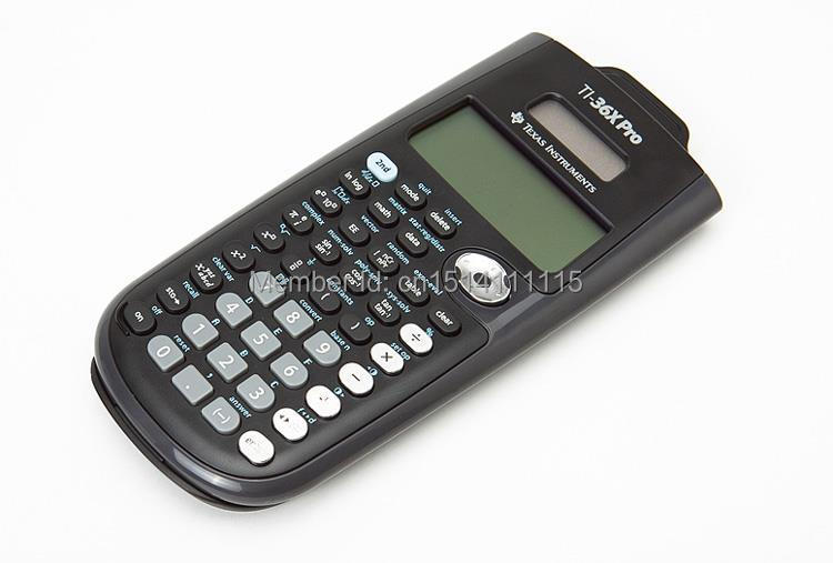 US $25 2 |Brand New Texas Instruments Calculator TI 36X Pro Scientific  Calculator ACT/SAT/AP tests necessary for student 3 years warranty!-in