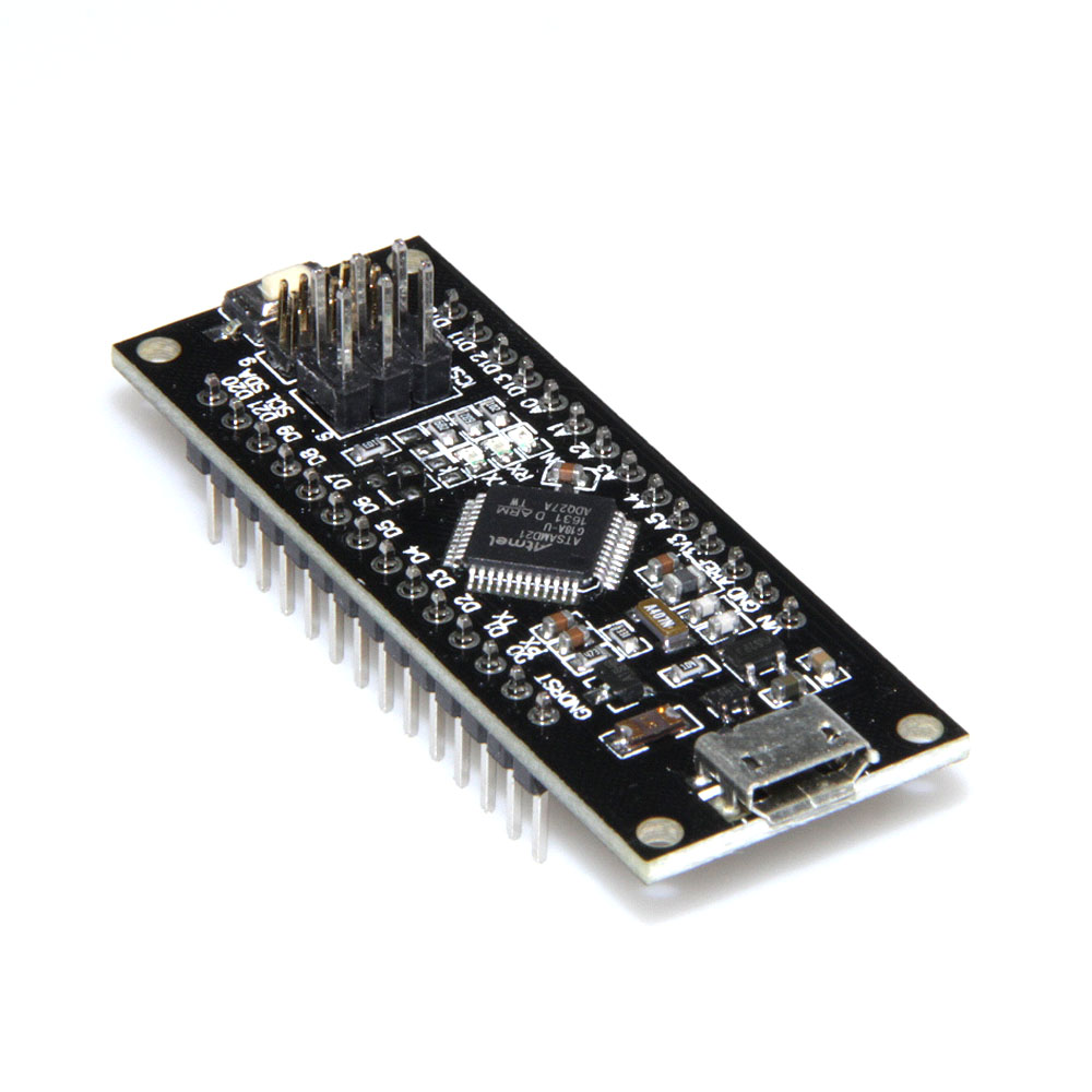 Samd m mini bit arm cortex core unsoldered
