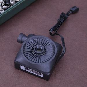 Image 3 - Pompe à Circulation deau pour ordinateur, refroidisseur Super silencieux 12V, Mini pompe à Circulation deau, composant dordinateur pour système de refroidissement à eau