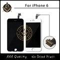 100% без мертвых пикселей в сборе с рамкой для iPhone 6 качества 3aaa бесплатная доставка