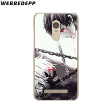Tokyo Ghoul  Phone Case for Xiaomi Redmi 4X 4A 5A 5 Plus 6 Pro 6A 3S S2 Note 5 Pro 4X