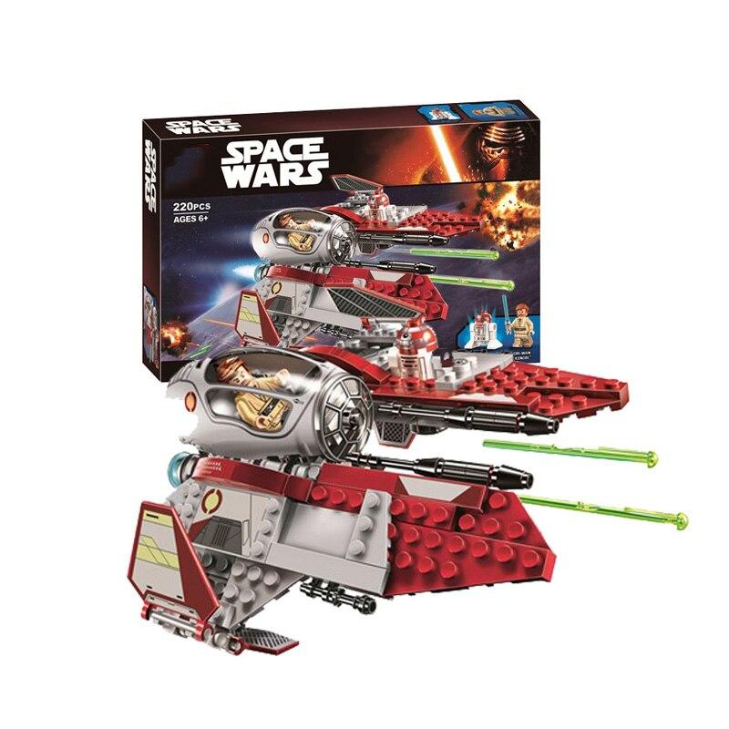 10575-star-series-wars-obi-wan's-jedi-interceptor-modele-blocs-de-construction-eclairer-bricolage-jouets-pour-enfants-compatibles-avec-l-go