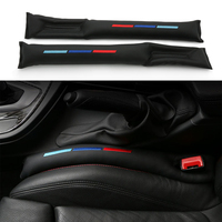 2x Seat Gap Filler Soft Pad Padding Spacer For BMW E46 E52 E53 E60 E90 E91 E92 E93 F30 F20 F10 F15 F13 M3 M5 M6 X1 X3 X5 X6