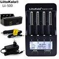 Liitokala Lii500 LCD Caricabatteria Per 3.7 V 18650 26650 18500 18640 Batterie Al Litio Cilindrica, 1.2 V AA AAA NiMH Caricabatteria
