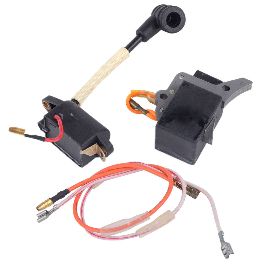 LETAOSK Chainsaw Ignition Coil Module Fit for Shindaiwa 488 # A411000460 ReplacementAccessories kangfeng синий цвет