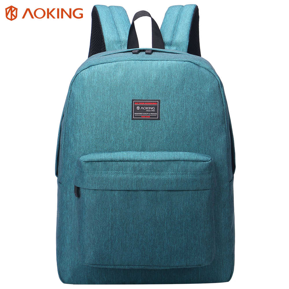 Aoking Backpacks Women's Shopping Backpacks Female School Shoulder bags Teenage girls college student Casual Comfort Daily Bags