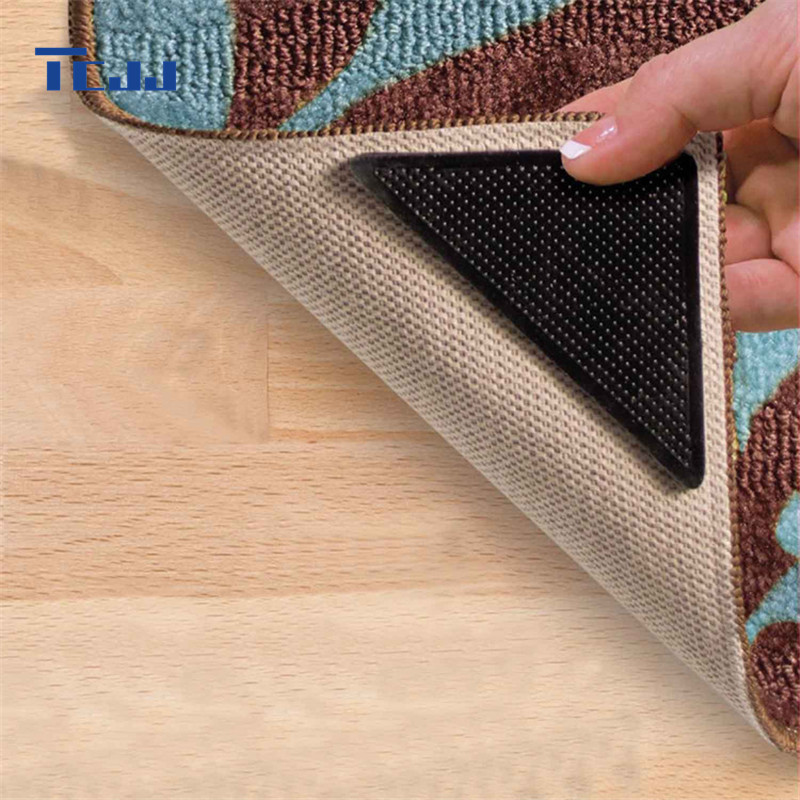 8pcs Set Rug Grippers Shape Carpet Antislip Mage Mats Stickers Non Slip Grips In The Bath Living Room From Home Garden On