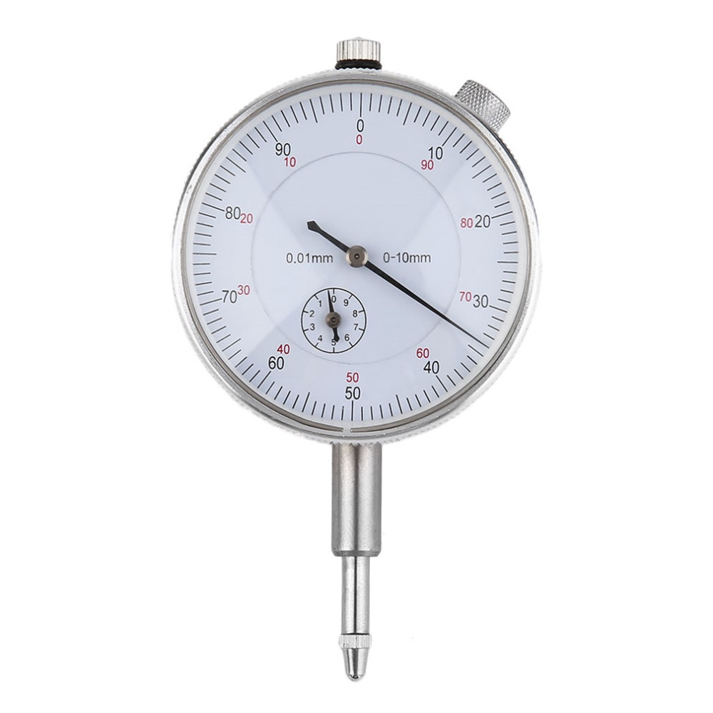 Quality Professional Precision Tool 0.01mm Accuracy Measurement Instrument Dial Indicator Gauge Stable Performance Hot Selling