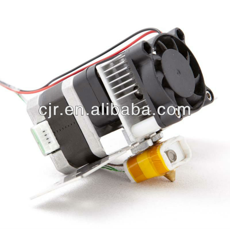 WANHAO Original Printer Spare Parts Single extruder and Double extruder for I3 D6 D5 D4