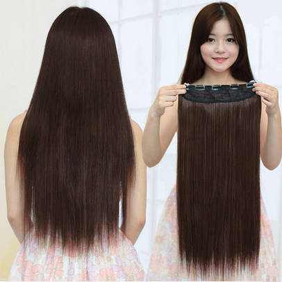 Hair extensions clip in brands