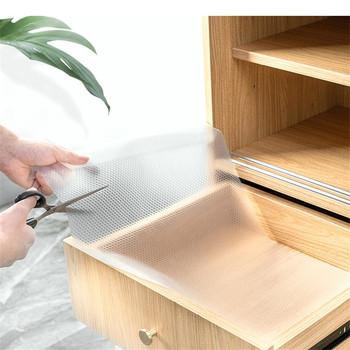 45*150 cm wyczyść wodoodporna olejoodporna półka pokrywa mata mata do szuflad szafka antypoślizgowa stół klej kuchnia szafka lodówka tanie i dobre opinie 201903064