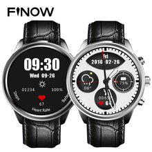 Finow X5 Smart Watch Phone support Android 4.4 MTK6572 512mb / 4GB SIM card Wifi bluetooth GPS smartwatch for huawei apple phone