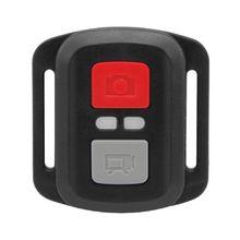 Obturador de Control remoto inalámbrico, impermeable, negro, 2,4G, para EKEN H9R H8R H6S H7S H5S PLUS, cámara de acción deportiva, controlador DV