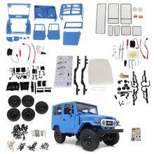 WPL C34 KIT Version 1:16 FJ40 4WD Climbing Off-road Truck Remote Control Car DIY Accessories