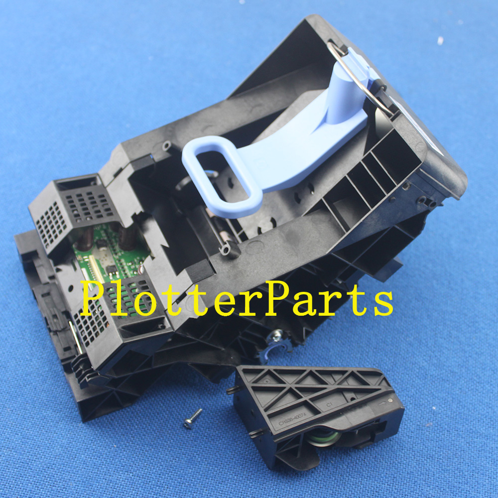 CR647-67025 CH538-67044 Carriage assembly for fit HP Designjet T770 T790 T1200 T1300 T2300 Carriage assembly Original New ch538 67018 carriage belt for hp dj t1200 t1300 t2300 t770 z5200 44inch plotter part original new