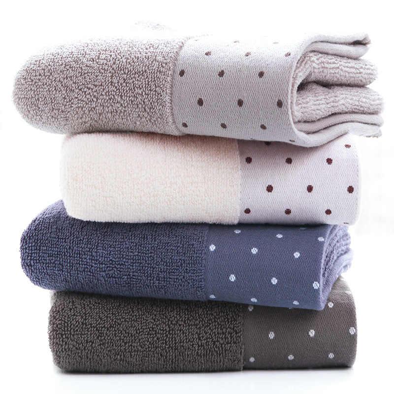 Microfiber Zachte Katoenen Handdoeken Voor Volwassenen Absorberende Reizen Hand Bad Strand Gezicht Vel Mannen Vrouwen Basic Handdoek Badkamer MJ02