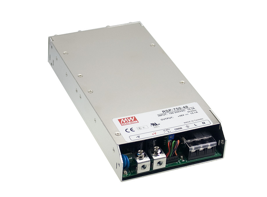 [Cheneng]MEAN WELL original RSP-750-5 5V 100A meanwell RSP-750 5V 500W Single Output Power Supply