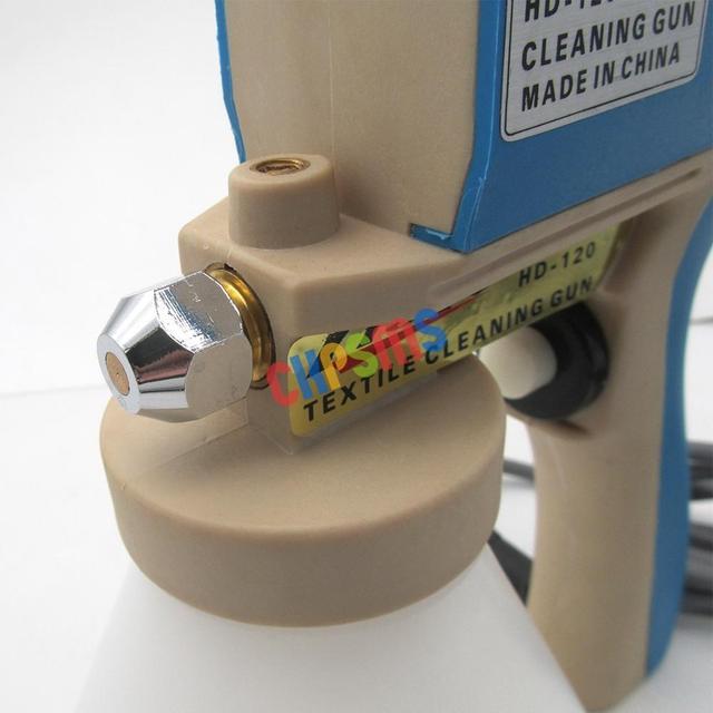 Impresoras de pantalla pistola de limpieza de puntos/pistola de eliminación de Plastisol # KP-120 110V 1 Uds