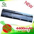 Golooloo batería del ordenador portátil para hp pavilion g6 g7 dm4 dv3 dv5 g61 dv6 dv7 g4 para compaq presario mu06 cq62 cq72 cq42 cq43 593553-001