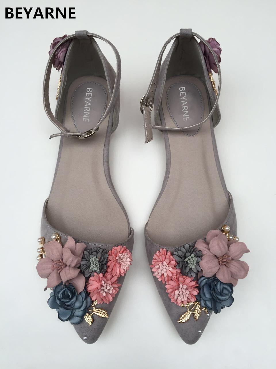 Aliexpress.com : Buy BEYARNE New Fashion women flat shoes ...