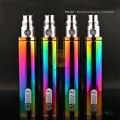 ORIGINAL GS eGo II 2200 mAh Cigarrillo electrónico eGo Batería Versión Limitada Del Color Del Arco Iris 2 Vaporizador Pluma de Gran Capacidad de La Batería
