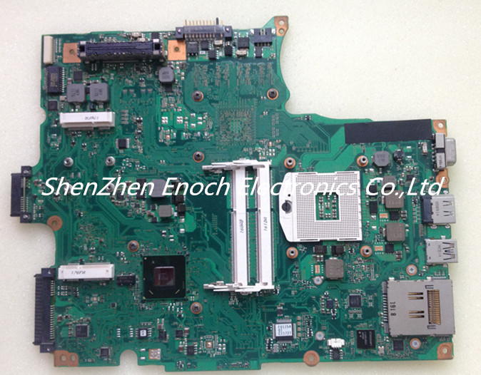 все цены на  For Toshiba satellite R850  Laptop motherboard Integrated FAL5SY3  stock No.999  онлайн