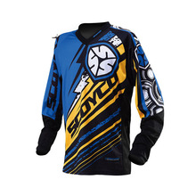 Motocross Jersey MX MTB Cycling Safety Jersey T-shirt Clothing Wear Motorcycle Reflective Safety Clothing
