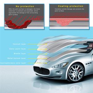 Image 5 - Spray de revêtement Nano automobile, revêtement céramique de vernis de voiture, Protection anti rayures, Spray Ultra brillant pour voiture, bateau, moto