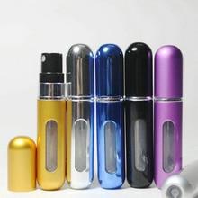 5ml Portable Mini Bottle With Spray Empty Cosmetic Containers Travel Perfume Sprayer Bottle цена в Москве и Питере