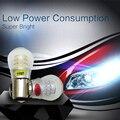 1157 Doble Función de Luz Bombilla LED bombillas led para coche Luces de Fuente de Luz de estacionamiento Del Coche de Señal de Giro Inverso luz de Freno de 12VDC