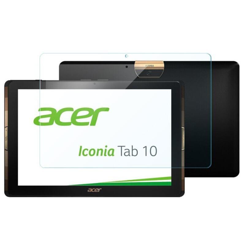 9H rūdīta stikla ekrāna aizsargplēve Acer Iconia Tab 10 A3-A40 - Planšetdatoru piederumi