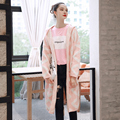 Quintina 2017 New Fashion Women Cardigan Open Sittch Knitted Sweater Hooded Long Style Free Size Autumn Women Sweater