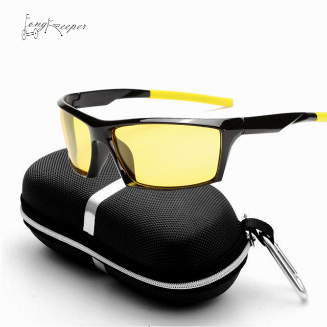 c87c12f49d53 LongKeeper Polarized Cycling Glasses Sports Sunglasses Men Women Outdoor  Eyewares Biking Bicycle Driving Sun Glasses With