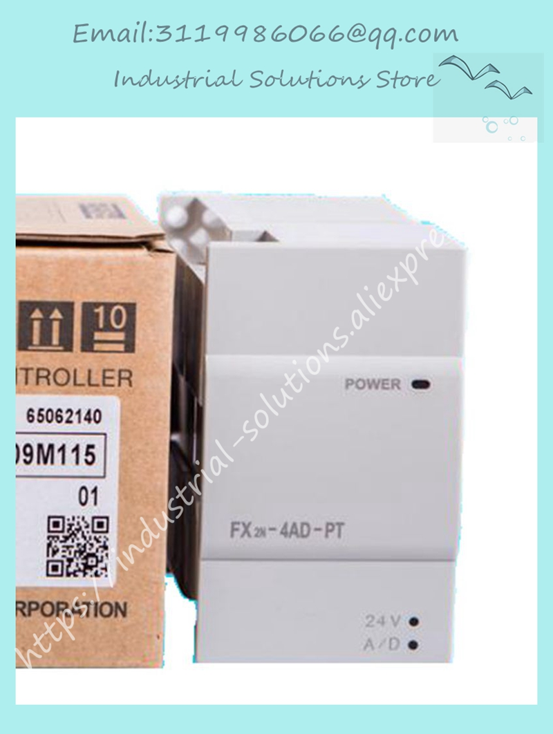 FX2N-4AD-PT Module new original FX2N-4AD-PT PLC fx2n 4ad pt new original plc in stock