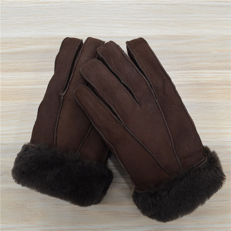 New Winter Fashion Warm man Gloves & Mits