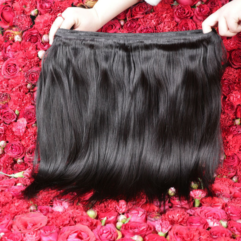 Amazing Hair Products 7a Malaysia Virgin Straight Hair Extensions
