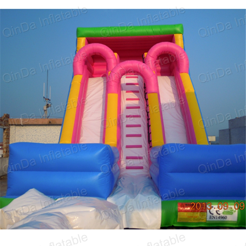 Giant inflatable big slide,adult inflatabel slide for kiddie, kids inflatable slide for sale new inflatable slide wave slide slide ocean hx 886