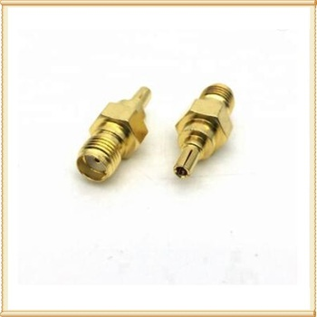 20PCs /lot  SMA Female to CRC9 male RF adapter connector for 3G /4G USB Modem router 20pcs lot aod38 to 252
