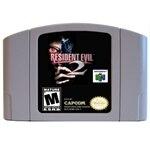 64 бит игры Resident Evil 2 английский NTSC карточная игра