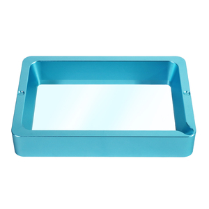Image 2 - Anycubic Nhôm Nhựa Xe Tăng Với FEP Tấm Phim VAT Kim Loại Khung Bền Cho Photon SLA LCD 3D 3D Máy In phần Impresora