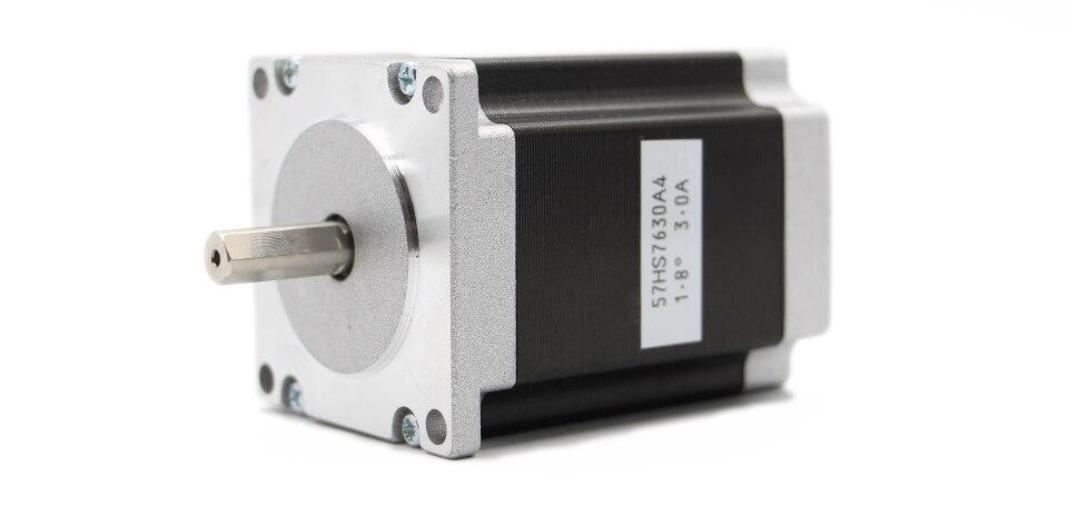 Nema23 cnc motor deslizante 57 x76mm1.89n. m